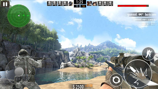Mountain Sniper Shoot Apk 1