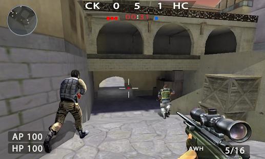 Easy One Click Unlock Ultra Hdr Graphics: Shoot Hunter Critical Strike V1.0.0 Mod (Money) Apk