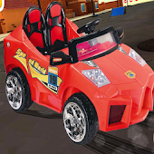Toy Car Simulator Kart Racing