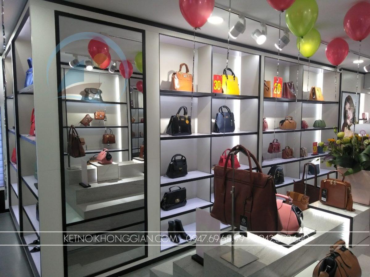 thiết kế shop túi xách Elly Huế 8