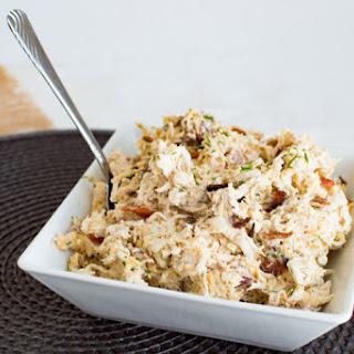 Bacon Cheddar Chicken Salad