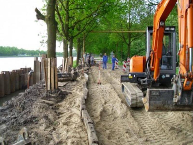 Expertise mbt beschermen van bomen tijdens werken (bouwwerken, wegenwerken,...) + toezicht op werven