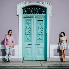 Wedding photographer Eugenia Orellana (caracoldementa). Photo of 14.07.2017