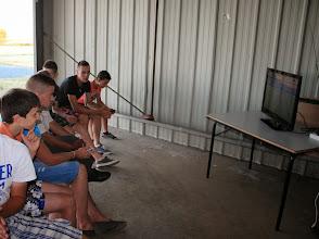 Photo: Le match Suisse-France débute changement de sport.