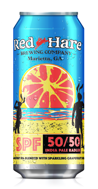 Logo of Red Hare SPF 50/50 India Pale Radler