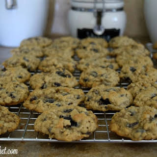 The Best Oatmeal Raisin Cookies.