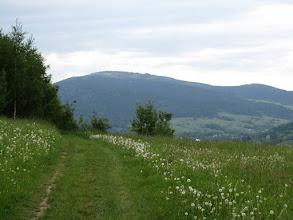 Photo: 16.Mój dzisiejszy cel - Ćwilin (1072 m).