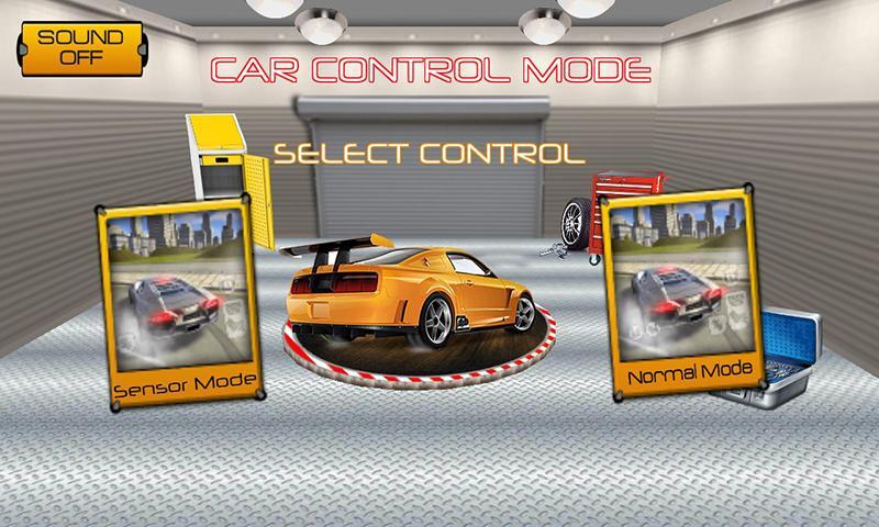 android Car Racing Simulator Driving Screenshot 1