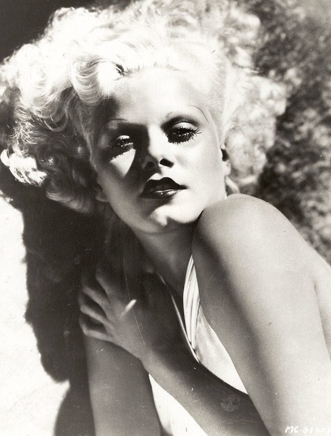 hollywood great jean harlow