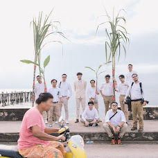 Wedding photographer Nattapol Jaroonsak (DOGLOOKPLANE). Photo of 12.10.2018