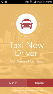 Taxi Anytime- Driver taxis- screenshot thumbnail