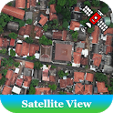 Earth Satellite, Street View and GPS Route Maps icon