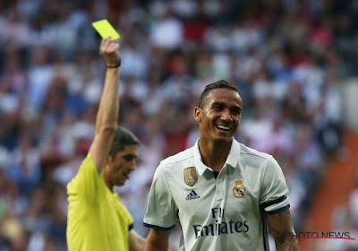 Officiel : Danilo quitte le Real Madrid pour Manchester City
