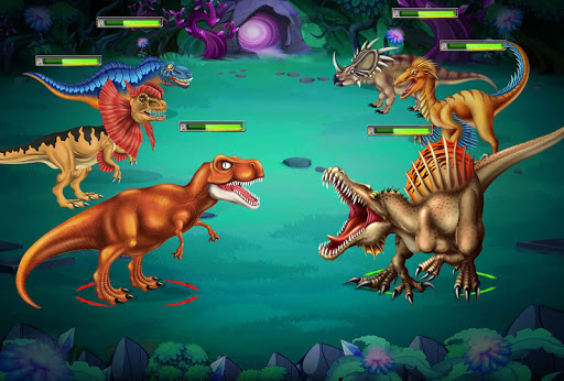 Dino Battle - screenshot