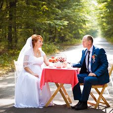 Wedding photographer Tanya Tyulpanova (Tulip). Photo of 29.10.2015