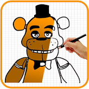 How To Draw FNAF by Learn How To Draw Easy icon