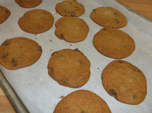 Cool on baking sheets for 2 minutes; remove to wire racks to cool completely.