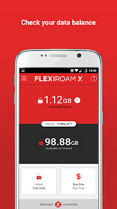 Flexiroam X screenshot 1