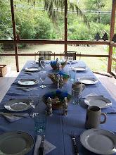 Photo: La mesa está lista