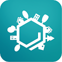 Tiny and Living Planet Camera icon