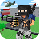 Terror City Cube Survival Apk