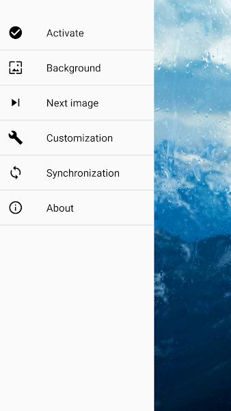 Rainpaper- screenshot thumbnail