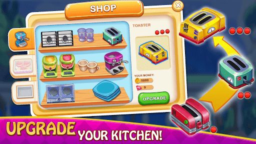 Cooking Delight Cafe- Tasty Chef Restaurant Games 1.6 screenshots 7
