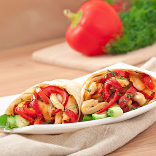 Chicken Pita Pocket Recipe