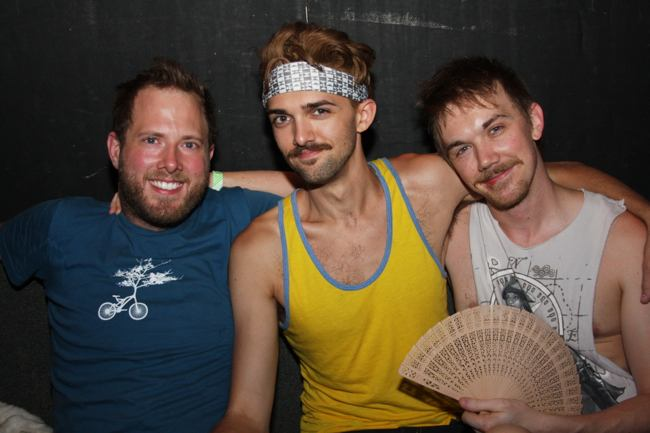 Photo: Queer arts festival MondoHomo continued on May 26 at the Arts Exchange with workshops, a variety show and queertastic music. View the full photo album: http://projectqatlanta.com/news_articles/view/mondohomo_celebrates_its_queer_variety_photos?gid=11130