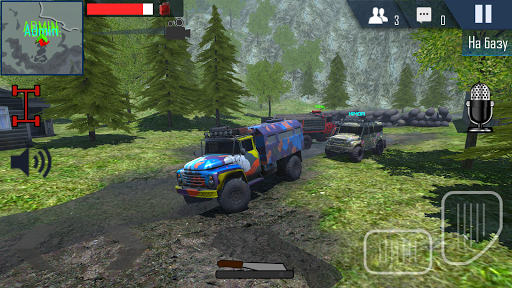 Offroad Simulator Online: 8x8 & 4x4 off road rally  screenshots 6