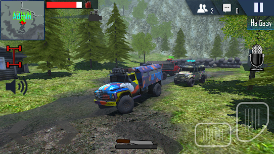 Offroad Simulator Online  Apk Download For Android and Iphone 6