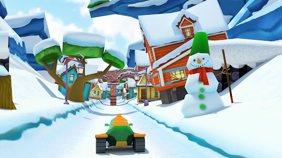 VR Sleigh Multiplayer- screenshot thumbnail