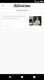 Coffs Coast Advocate - náhled