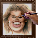 Caricatures Warp Face Photo icon