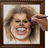 Caricatures Warp Face Photo