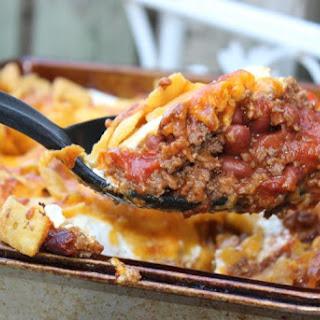Chili Cheese Frito Casserole – Quick To Make and Scrumptious.