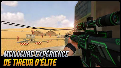 Code Triche Sniper Honor: amusant fps 3d pistolet jeu de tir APK MOD (Astuce) screenshots 1