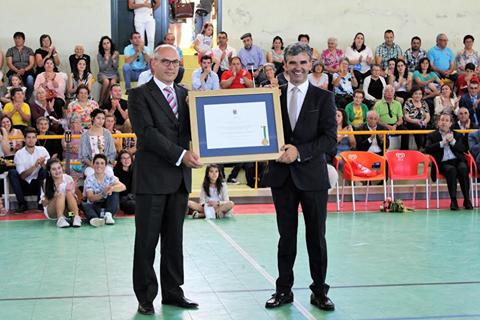 Câmara de Lamego distingue Centro Cultural de Ferreirim com Medalha de Mérito
