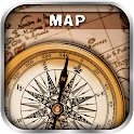 Map Compass icon