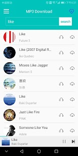 Free Music Download & Mp3 Music song downloader Screenshot