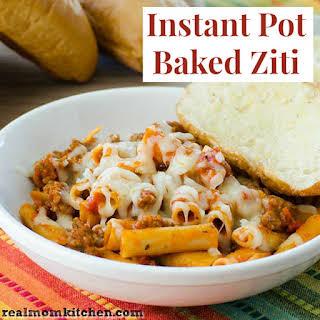 Baked Ziti White Sauce Recipes.