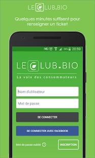 Le club bio - náhled