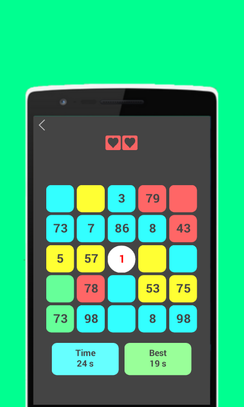 THINGO (Math Puzzle Bingo)- screenshot