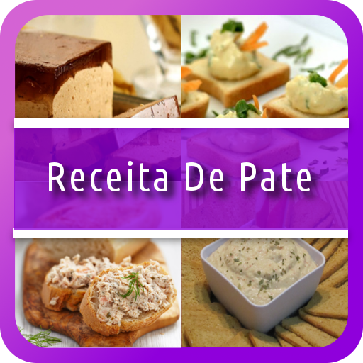 Receita De Pate (app)