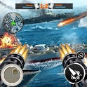 Navy Super Hero Warship Battle icon