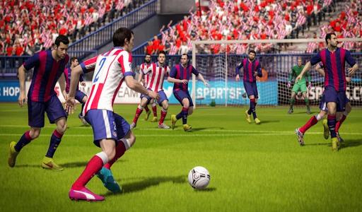 Real Football Flick Shoot Soccer Championship 2018 1.0.7 screenshots 1