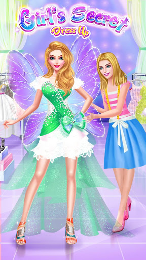 ud83dudc67ud83dudc84Girl's Secret - Princess Salon apkpoly screenshots 13