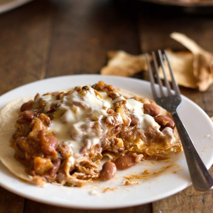 Crockpot Chalupas Recipe