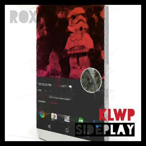 SidePlay for KLWP