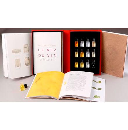 Näsa för vin, 12 aromer Ekens inverkan
